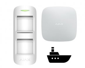 Boot Alarmanlage Schiff Marine Handy-Alarm Ajax AR178