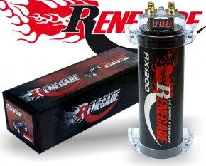 Renegade Puffer-Elko 1.2 Farad RX1200