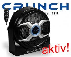 Crunch Aktiv Subwoofer GP508