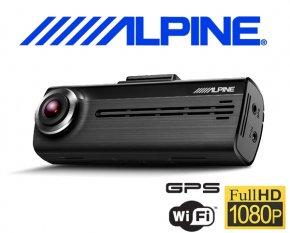 Alpine Dashcam Auto Kameraüberwachung DVR-F200