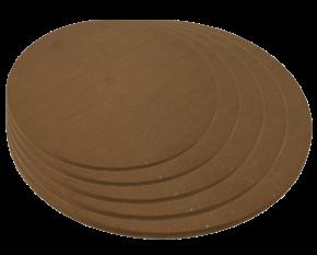 Deckel / Boden für Zylinder-Gehäuse 550 mm