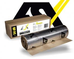 ESX Alubutyl Türdämmung Schalldämmung Dämmaterial Anti-Dröhn-Material DMR22505