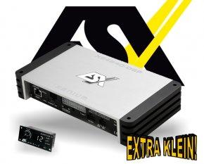 ESX Auto Plug&Play DSP Verstärker Endstufe XE4240-DSP 4-Kanal 4x 120W
