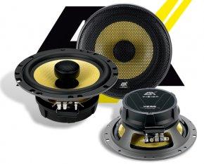 ESX Vision 2-Wege Auto Lautsprecher Koax VE-62