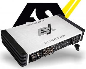 ESX Quantum Verstärker Endstufe QE1200.4 4x 300W