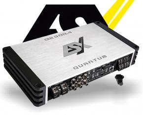ESX Quantum Verstärker Endstufe QE900.4 4x 225W