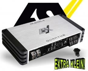 ESX Quantum Verstärker Endstufe QL600.4 4x 170W