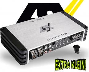 ESX Quantum Verstärker Endstufe QL750.1 1x 750W