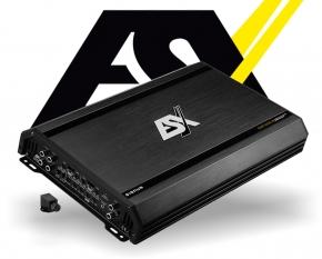 ESX Auto Verstärker Endstufe SXE1000.5 4x 75W + 1x 500W
