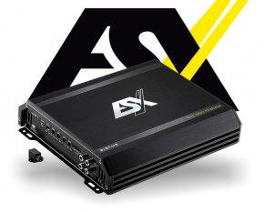 ESX Auto Verstärker Bass Endstufe Signum SXE1200.1D 1x 1200W