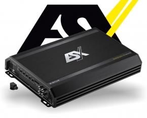 ESX Auto Verstärker Bass Endstufe Signum SXE2000.1D 1x 2000W