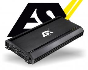 ESX Auto Verstärker Endstufe SXE250.4 4x 150W