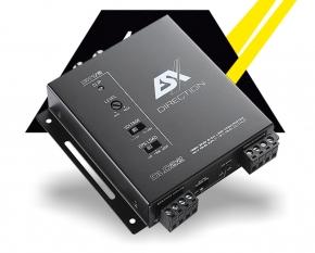 ESX Premium High-Low Adapter HighPower 2 Kanal DLC22