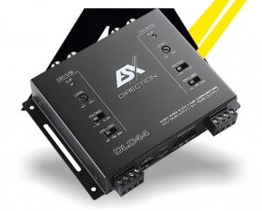 ESX Premium High-Low Adapter HighPower 4 Kanal DLC44