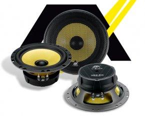 ESX Kickbass Subwoofer Bass Vision VE-6.2W MKII