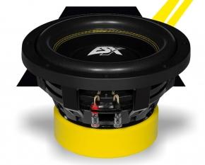 ESX Subwoofer Bass Lautsprecher Quantum QE1022