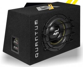ESX Quantum Subwoofer Bass kompakt QSB10 25cm 1200W