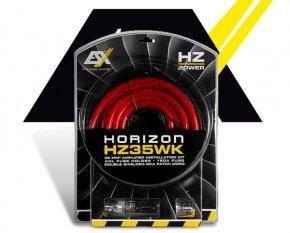 ESX Verstärker Anschlusskabel Set Endstufen Einbaukit HZ35WK