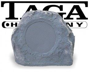 Taga Gartenlautsprecher Outdoor Stein Optik TRS-15 granit 100W