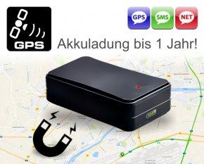 GPS-Ortungssystem mobiler LIVE Magnet GPS Tracker OHNE monatliche Fixkosten Objekt Ortung 1 Jahr AKKU GPS.8