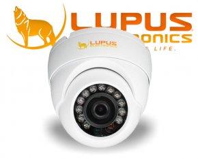HD Überwachungskamera Videoüberwachung Geodome LE337HD mit Nachtsicht
