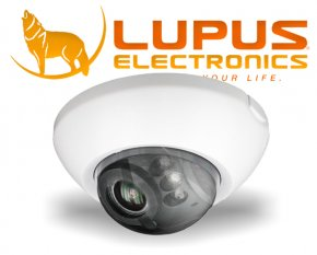 Überwachungskamera HD Netzwerkkamera IP Kamera Lupusnet HD LE969