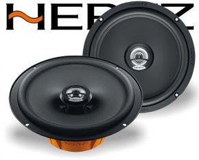 Hertz Dieci Auto Lautsprecher Koax 2-Wege DCX 165.3 165mm 120W