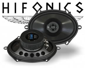 Hifonics Titan 2-Wege Auto Laustprecher Koax TS572