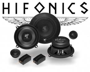 Hifonics Vulcan 2-Wege Auto Lautsprecher System VX5.2E