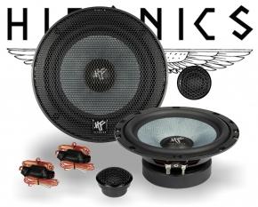 Hifonics Autolautsprecher ZEUS ZS HIGH-END ZS6.2E 200W