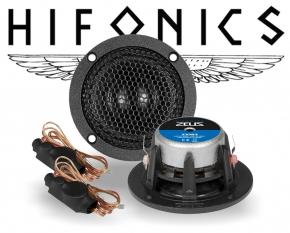 Hifonics Autolautsprecher Mitteltöner ZEUS ZX HIGH-END ZXM3 250W