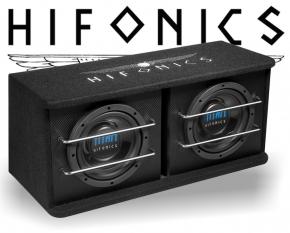 Hifonics Titan Subwoofer Dual Bassreflex TD200R 800W