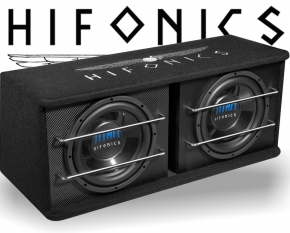 Hifonics Titan Subwoofer Dual Bassreflex TD250R 1200W