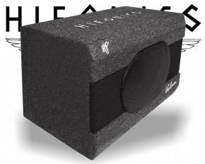Hifonics Subwoofer Bass Lautsprecher 6x9 VX690R 400W