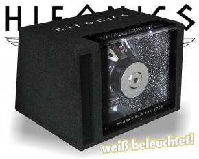 Hifonics Zeus Bassbox Single Bandpass ZRX12BP