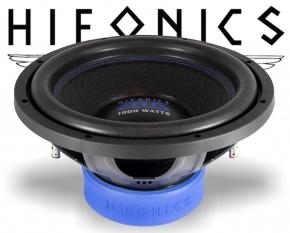 Hifonics Zeus Subwoofer Bass Lautsprecher ZXS12D2