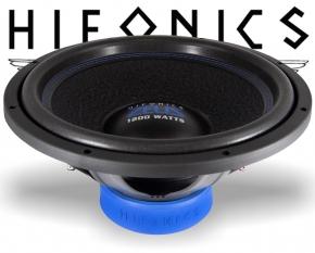 Hifonics Zeus Subwoofer Bass Lautsprecher ZXS15D2