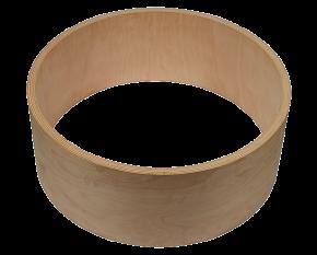 Zylinder-Gehäuse für Subwoofer 650x150 mm
