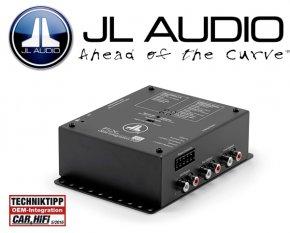 JL Audio DSP OEM Interface für Werks-Hifi-Anlagen im Auto FiX86