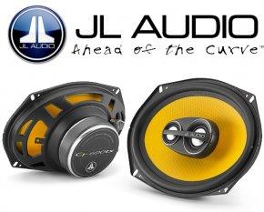 JL Audio Auto Lautsprecher Triax C1-690tx 15x23cm 225W