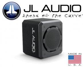 JL Audio Auto Subwoofer Bassbox CS110G-W6v3 600W