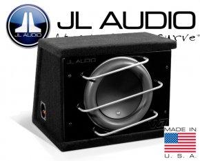 JL Audio W7-Serie Bassbox geschlossen CLS112RG-W7