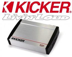 Kicker Auto Verstärker Endstufe KX1600.1 1x 1600W
