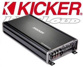 Kicker Auto Verstärker Endstufe CXA600.5 4x 75W + 1x 300W