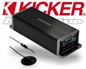 Kicker Auto Verstärker DSP Endstufe KEY180.4 4x 45W