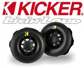 Kicker Autolautsprecher Hochtöner CST204 20mm 100W