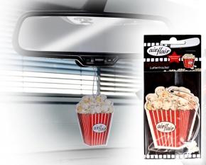 Lufterfrischer Airflair Candyland Duftbaum Duft Popcorn