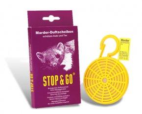 Stop&Go Marderschutz Marderabwehr Duftkörbchen