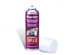 Stop&Go Marderschutz Reinigungsschaum Duftmarkenentferner