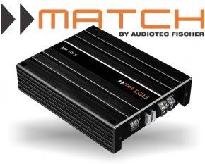 Match 1-Kanal Bass Subwoofer Verstärker Endstufe 1000W  MA 10FX